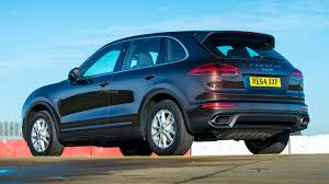 porsche germany news dieselgate porsche cayenne diesel sales banned in germany