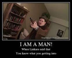 I Am Meme - my linkara meme i am a man by kouliousis on deviantart