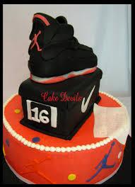 air cake topper fondant sneaker cake topper kit handmade edible air cake