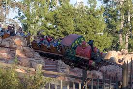 disneyland ride review a wild ride on big thunder u2013 orange county