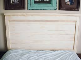 Barn Wood Headboard White Wood Headboard Best 25 Diy Headboard Wood Ideas Only On