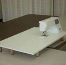 How To Make A Sewing Table by How To Make A Sewing Machine Extension Table From Plexiglass
