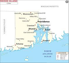 map usa rhode island united states map map of usa
