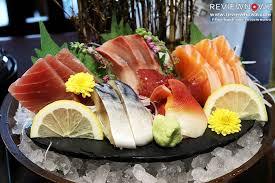 hana japanese cuisine พาไปช มสาขาน องใหม ล าส ดของ sushi hana ท สาขา esplanade ร ว ว