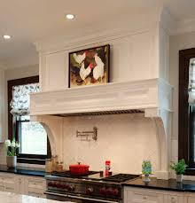 kitchen powerful quiet and efficient stove hoods for modern all images