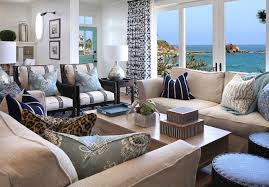 coastal living room design with colors zesty home