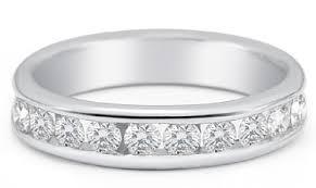 diamond wedding bands for women women s 0 75 carat diamond wedding band