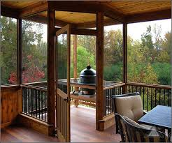 Decorating Screened Porch Screened Porch Ideas Houses Patios Home Decorating Rustic Screen