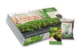 Kitchen Herb Garden Kit by Win This Kitchen Garden Kit From Botanical Interests