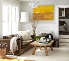 deco canape marron 1001 conseils et idées pour aménager un salon rustique