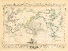 Vintage Map World Map 1748 New Vintage Maps Vintage World Maps Lakodosajta