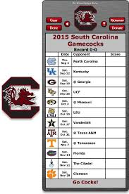best 25 gamecock football schedule ideas on gamecocks
