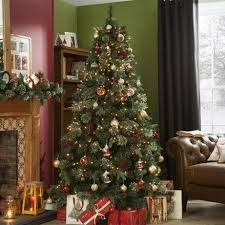 norway spruce artificial christmas tree affordable ge ft prelit