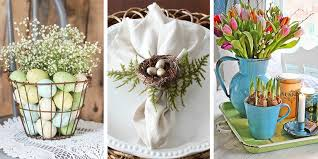 easter decorations 40 beautiful easter decoration ideas easter wreaths flower