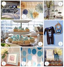 baby shower decorating ideas a slice of pie
