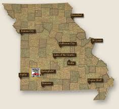 missouri caves map visit one of missouri s oldest attractions branson springfield