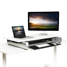 Sit To Stand Desk by Dt2 Standing Desk Refurbished The Deskriser Pro Height