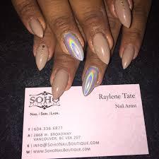 nail salon soho manicure pedicure kitsilano vancouver tan with
