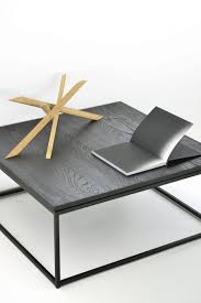 coffee table oak thin coffee table black ethnicraft ikea 5052 thin