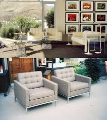 Florence Knoll Armchair Modern Classic Chairs