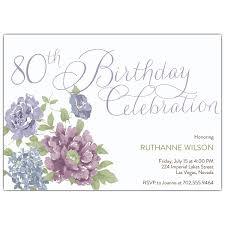 80th birthday invitations southgate 80th birthday invitations paperstyle