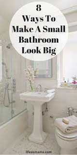 ideas for tiny bathrooms small bathroom design turn your small bathroom big on style with