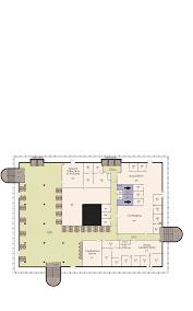 Portable Building Floor Plans John C Hitt Library Ucf Libraries