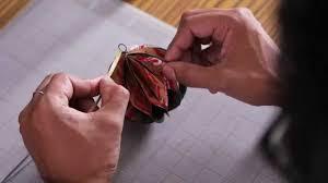 will brown hallmark designer origami ornaments