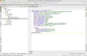 tutorial android xml beginning android development part two using android studio