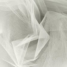 fabric tulle 54 wide tulle diamond white discount designer fabric fabric