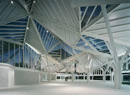 Glass Pavilion Moneo Brock Studio Glass Pavilion In Cuenca Spain