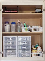 Cabinet Storage Ideas Best 25 Medicine Cabinet Organization Ideas On Pinterest