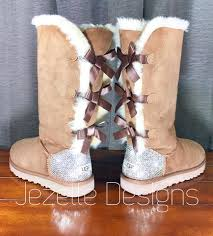 rugged ugg boots original ugg ugg swarovski boots authentic bailey bow boots from jezelle