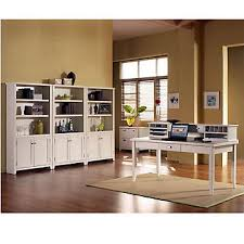 Transitional Office Furniture by Tribeca Loft White Office Suite Ofg Ex1118 Home Office Furniture