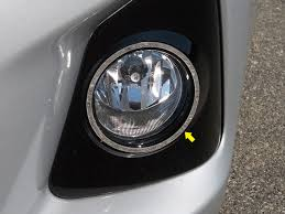 toyota corolla fog lights toyota corolla chrome fog light trim 2014 2015 2016 shopsar com