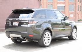 land rover sports car 2015 range rover sport hse review u2013 a memorable ride