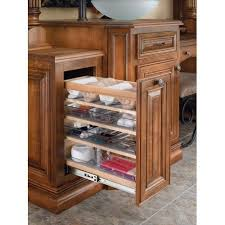 8 inch wide cabinet rev a shelf 448 vc20sc 8 448 series 8 inch wide by 20 inch high