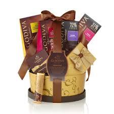 amazon com godiva chocolates lovers gourmet holiday gift basket