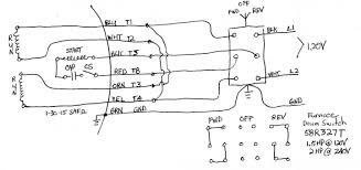 teco single phase induction motor wiring diagram load test on