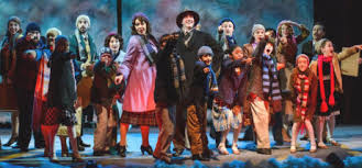 review a story the musical at the media theatre