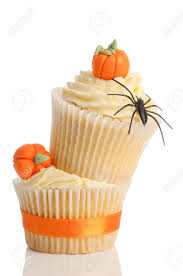 free halloween images on white background homemade halloween pumpkin cupcakes on white background for trick