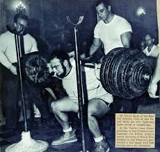 600 Pound Bench Press The Bodybuilder Oliver Sacks U0027 Days On Muscle Beach Science Friday