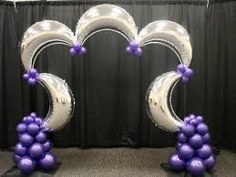 prom backdrops school event decorations knoxville balloons balloons above