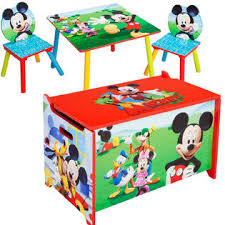 Mickey Mouse Chairs Mickey Mouse Furniture Bundle