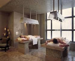 Day Spa Design Ideas This Couples Vichy Shower Treatment At Allegria Spa Is Oh So Nice