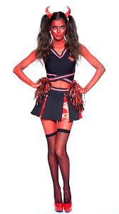 Cheer Halloween Costumes Evil Cheerleader Idea Kills Monsters