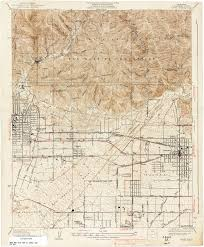map of inglewood california california topographic maps perry castañeda map collection ut