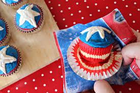 marvel superhero cupcake ideas captain america shield comic con