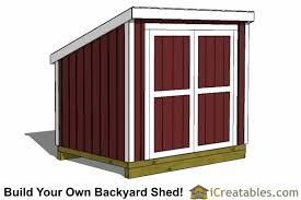 Diy Lean To Storage Shed Plans by 6x8 Shed Plans 6x8 Storage Shed Plans Icreatables Com