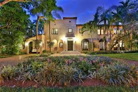 coral gables luxury homes mediterranean revival style home in coral gables florida youtube